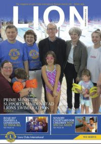 Lions Magazine February March 2018