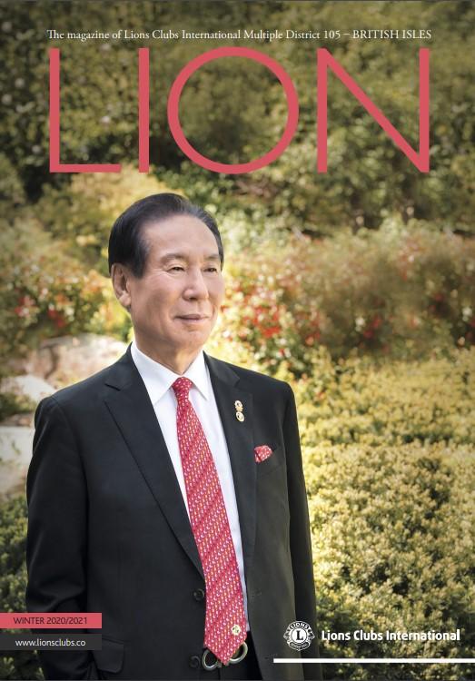 Lions Magazine Winter 2020.